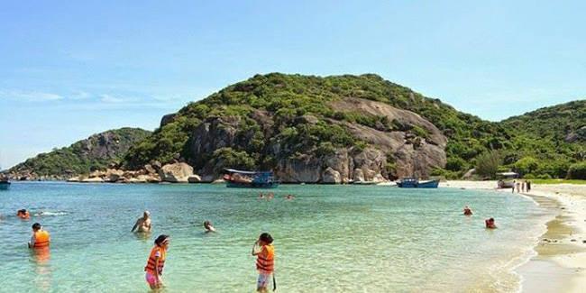 Tour Đảo Bình Ba - Let's Fly Travel 3